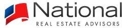 National Real Estate logo