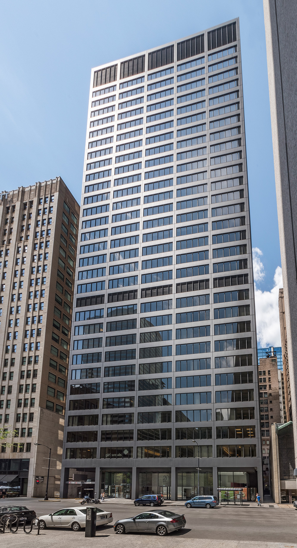 20 South Clark Street in Chicago