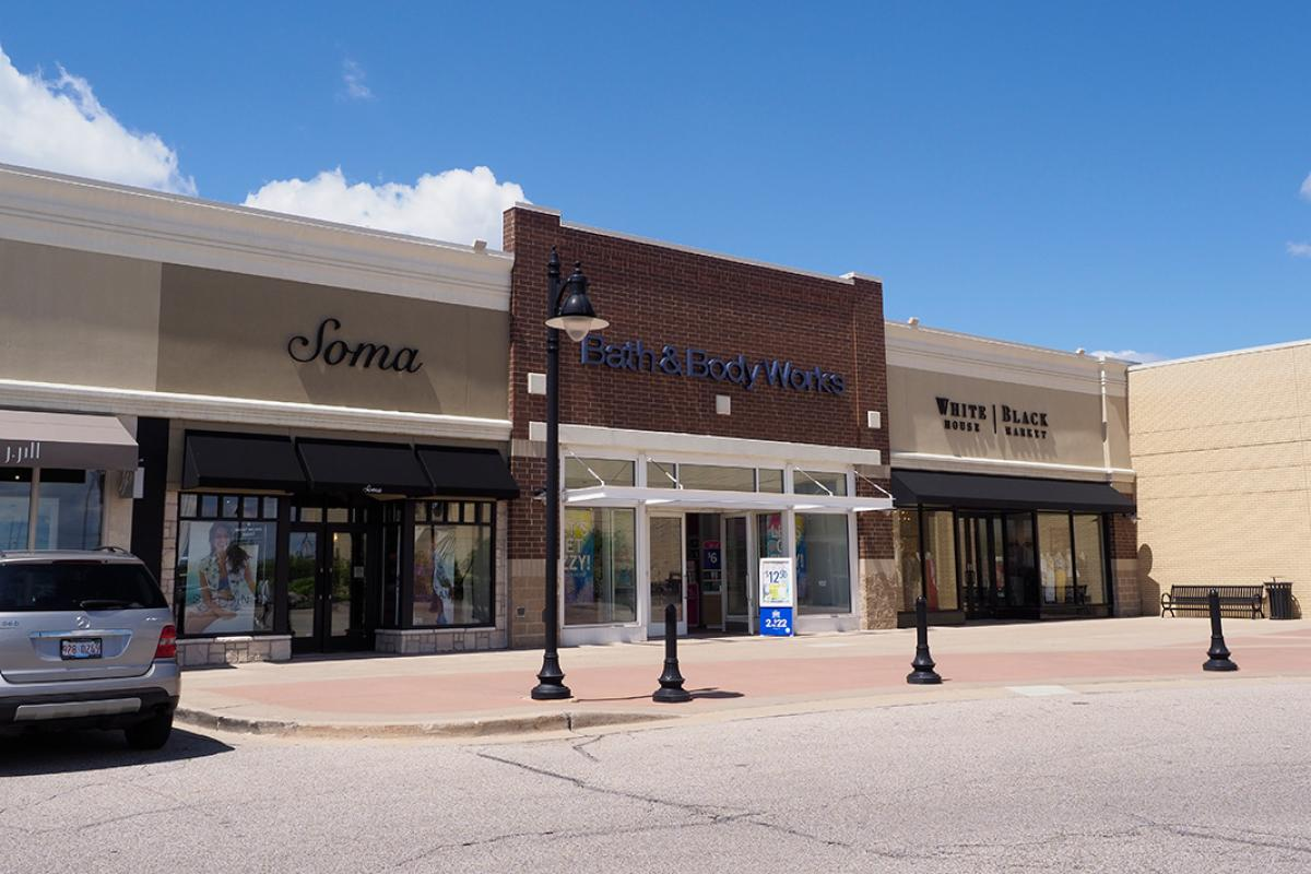 The Shoppes at College Hills