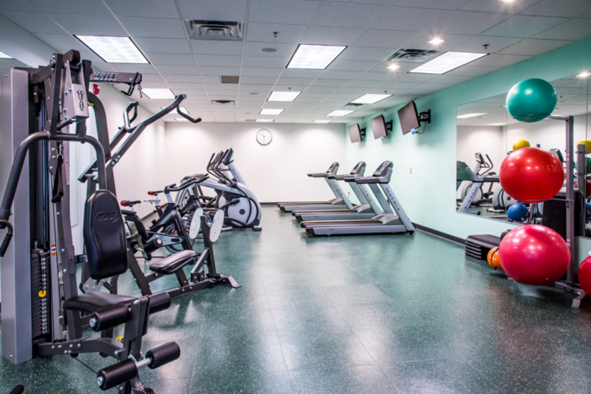 Lake Pointe III & IV Fitness Center
